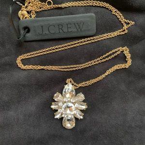 NEW J. Crew necklace with pendant
